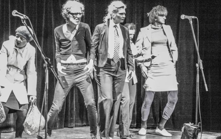 Oslavte 50 let divadla Sklep na Koruně!