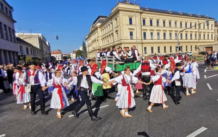 Slovácké slavnosti vína slavily plnoletost