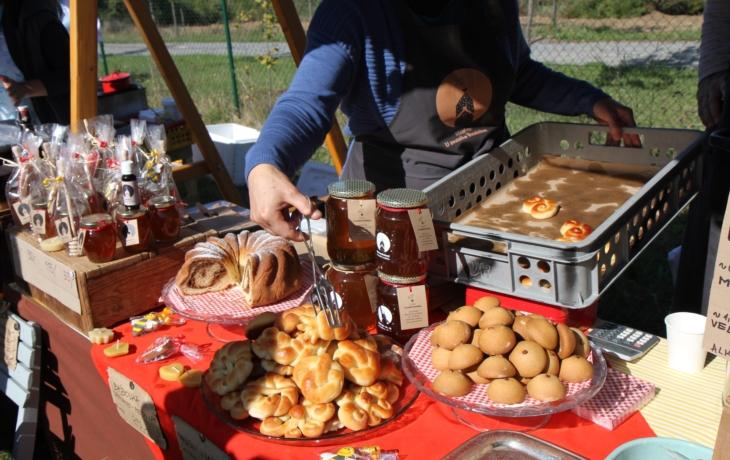 Slovácký festival chutí a vůní zachutná po medu a ořeších