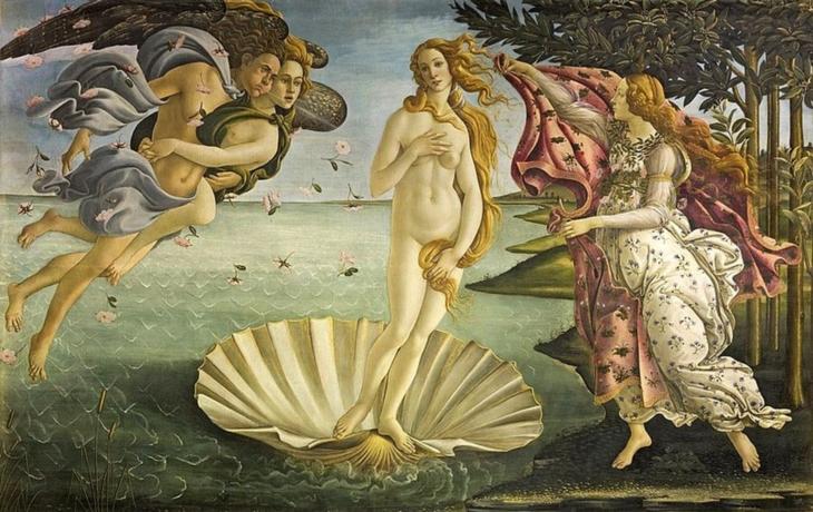 S Botticellim se do Hvězdy vrací výtvarno