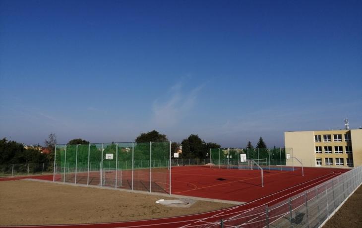 Zemětřesení za 17 milionů, sportovní areál otevřou v říjnu