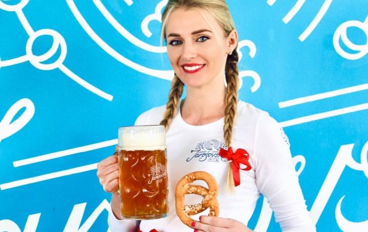Jarošovský Doppelbock premiérově na Oktoberfestu