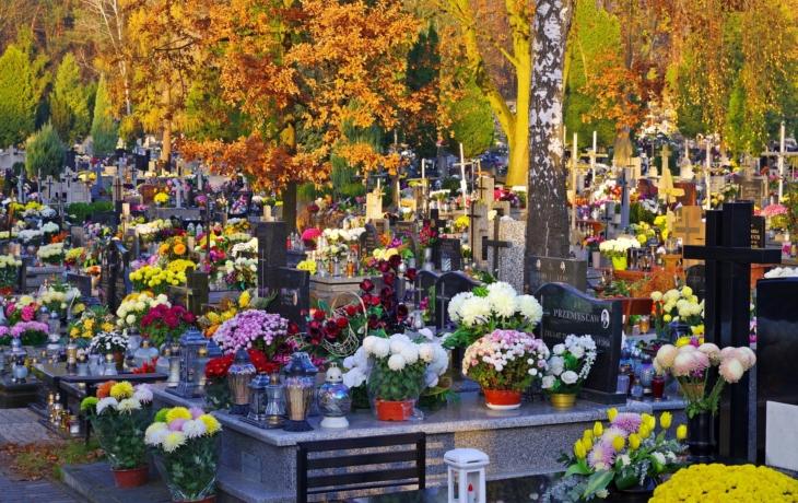Floria aneb Umíme vkusně vzpomínat na zesnulé?