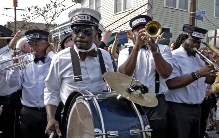 V New Orleans stál u zrodu americké hudby