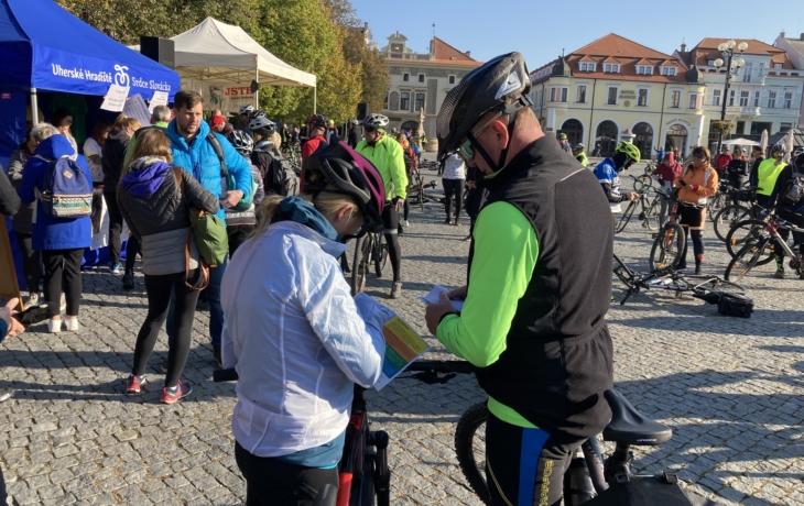 Na kole putovalo vinohrady přes pět stovek účastníků