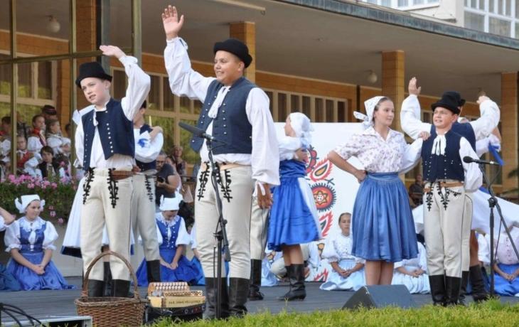 Při festivalu Písní a tancem letos opět udělí titul Vesnice roku
