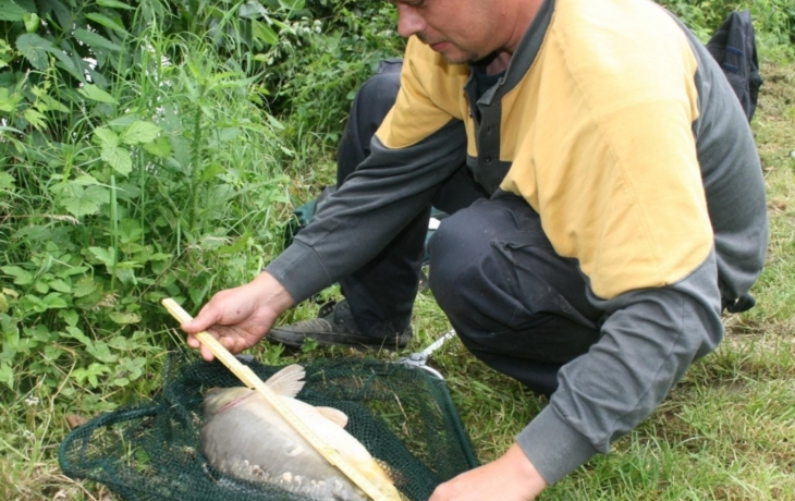 Štamgasty chce vytáhnout na ryby