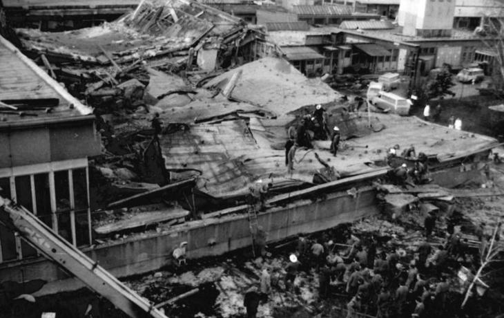 30 let od tragédie v Mesitu. Oběti uctí u pomníku, který stojí v areálu závodu