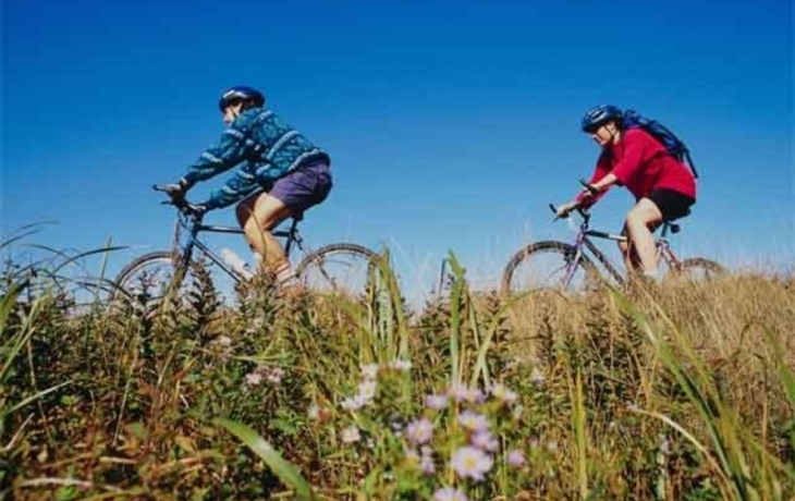 Vandr pěšky i na kole