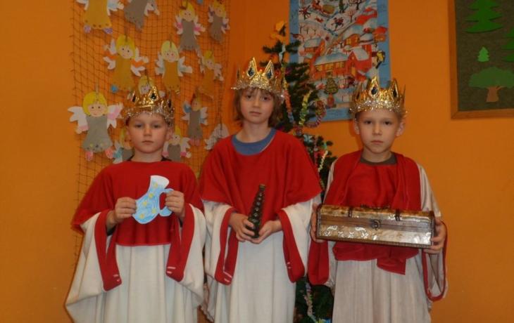 V traplické škole ctí tradice