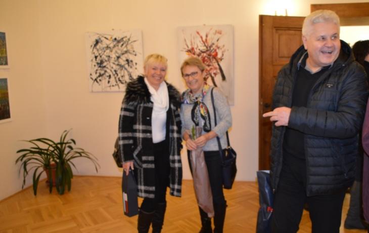 Bába, Máma a Já v ostrožské galerii