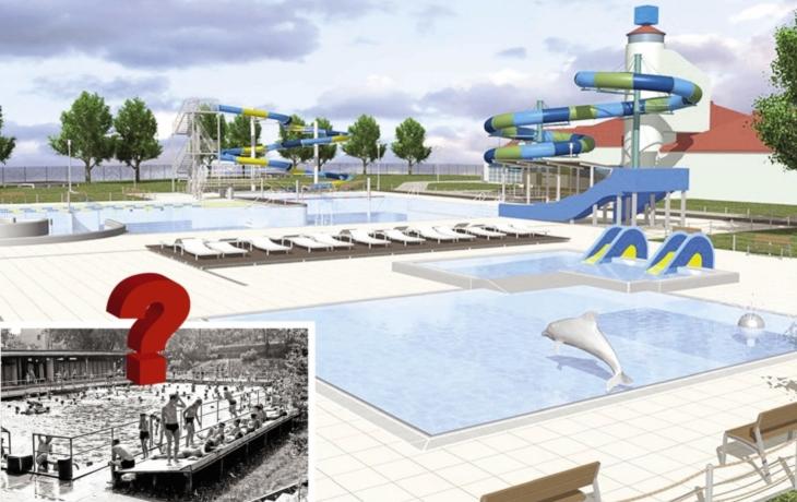 Město zálohovalo pro aquapark Delfín 74 milionů. Pro Koupelky ani haléř!