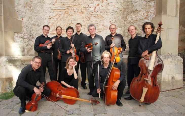Barokní hudba v podání Solamente Naturali