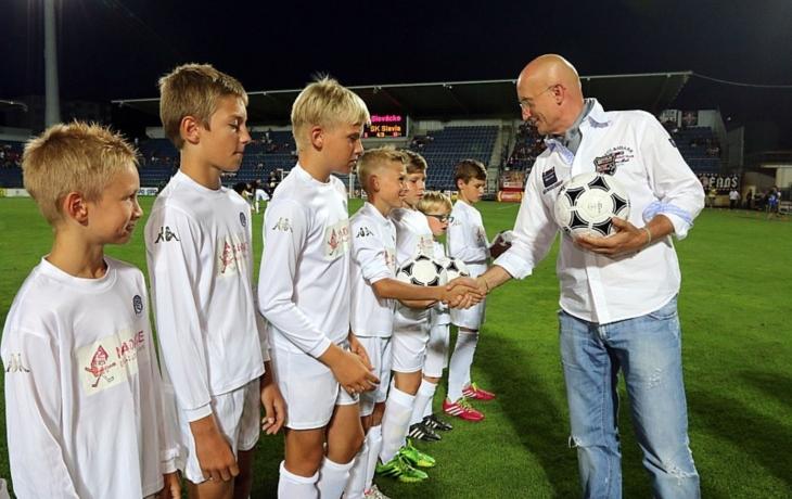 SYNOT pomůže 1.FC Slovácko i v letošní sezóně
