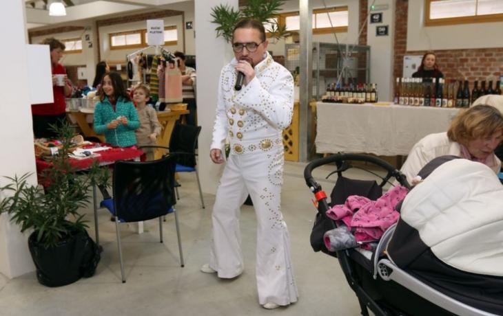 Pekařům zpíval Elvis