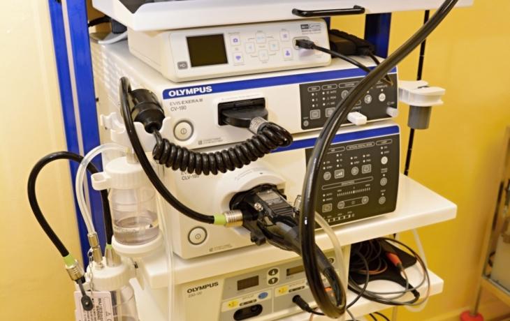 Interna má novou endoskopickou věž