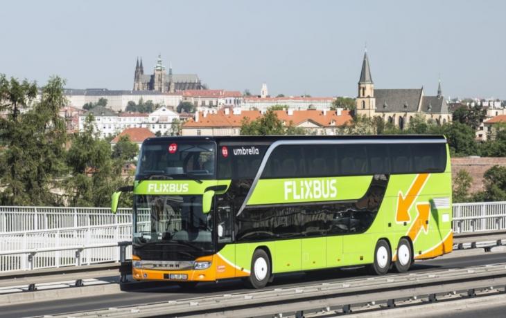O přímé spojení mezi Slováckem a Prahou roste zájem, FlixBus hlásí nárůst cestujících o 40 procent