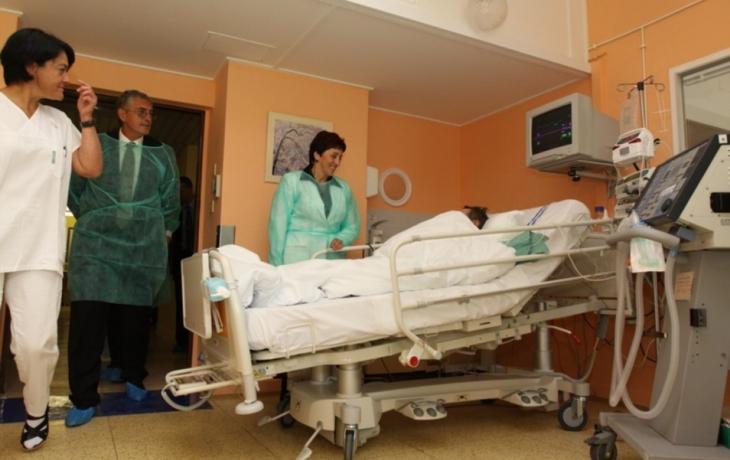 """Pacientům se zlepší """"lůžková péče"""""""