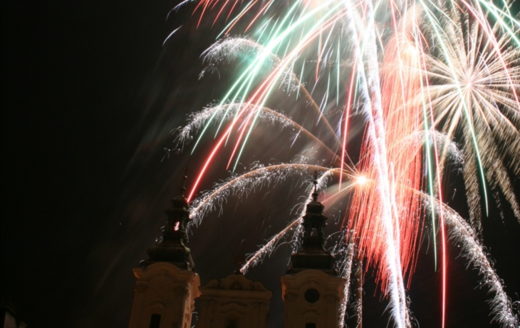 Vítání nového roku chystají jen Kunovice a Brod