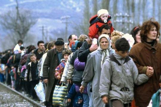 Uprchlíky vozí do Hradiště, ale stará se o ně Charita z Brodu