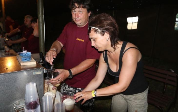 Zlechov zažil první pivní slavnosti
