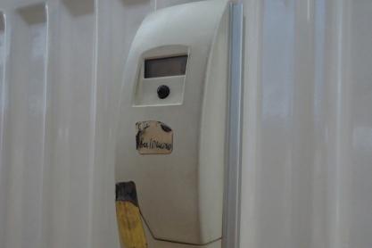 Zákon velí k instalaci měřičů tepla do obecních bytů, v Hluku zbyl jeden