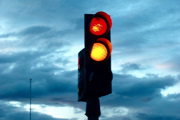 """Bezpečnost """"seveřanů"""" zajistí semafory"""