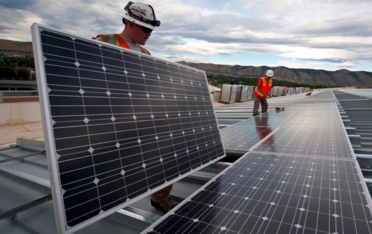 Solární panely kostel nezakryjí