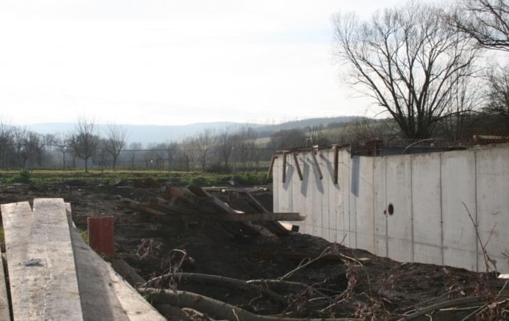 Korytná: nádrž zabrání povodním