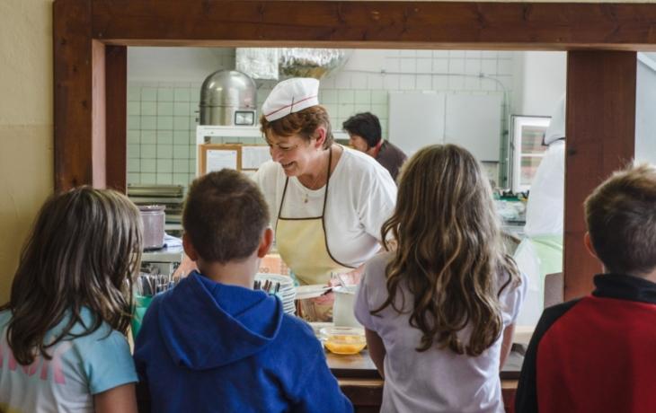 Mateřinka vaří pro děti, penzisty i úřad. Jídlo chutná i starostovi