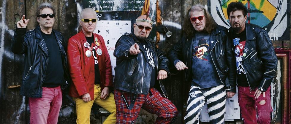 Visáči s příchutí punku
