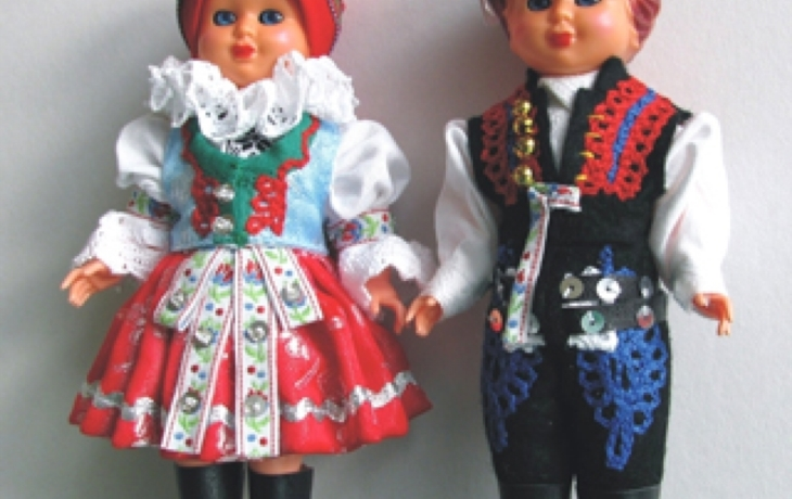 Krojované panenky slaví 75