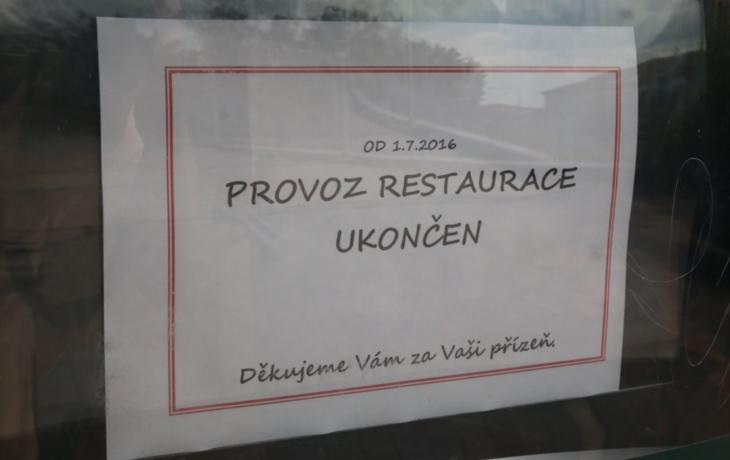 Nájemníci platili za restauraci 70 tisíc měsíčně. Teď ji má město na krku
