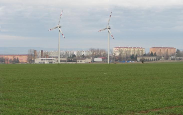 Větrné elektrárny chtějí do Veselí