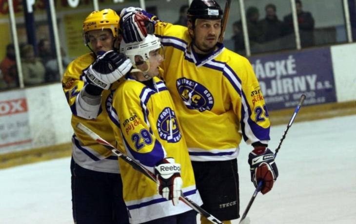 Hokejisté Brodu se ujali vedení