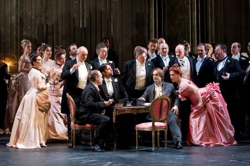 La Traviata ve Hvězdě
