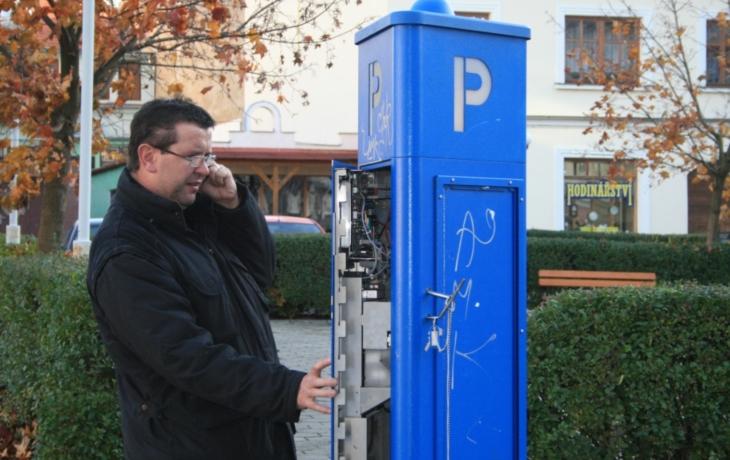 Řidiče vytáčí stávkující automaty