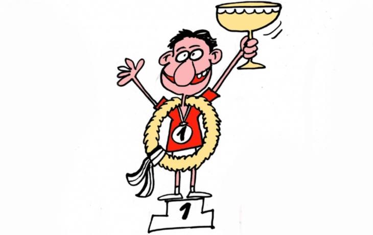 Krále Johaníka dekoroval Králík