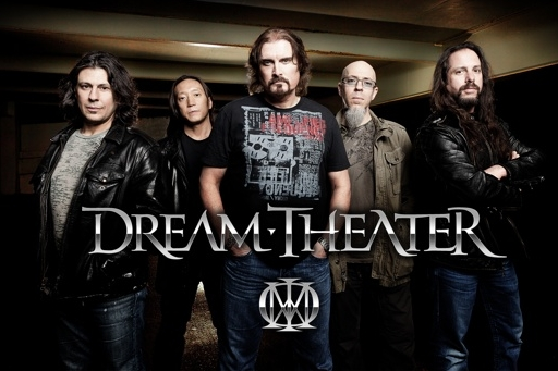 Hvězdou Masters of Rock Dream Theater