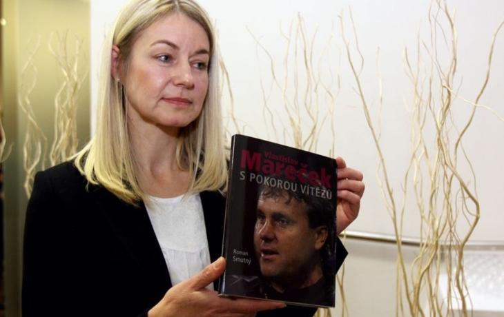 Kniha o Marečkovi jde znovu na pulty, má o 32 stran víc