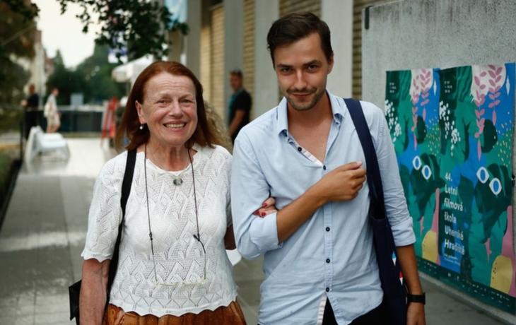 Den s Ivou Janžurovou