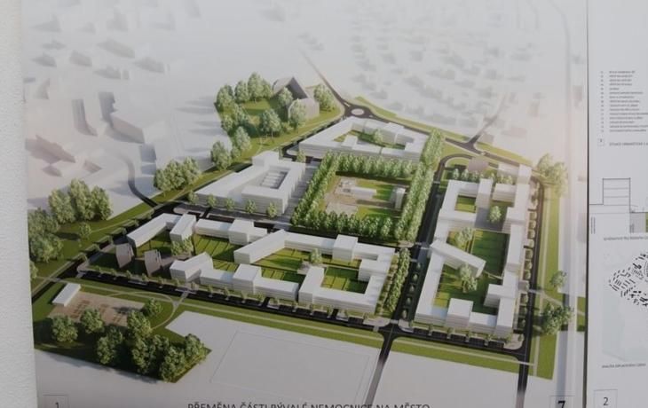 """Vítězný návrh """"města ve městě"""" ještě čeká úprava"""