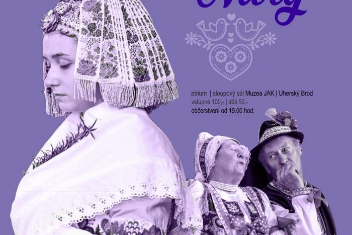 Slovenská svatba se odehraje v atriu muzea