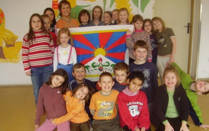 Tibet podpořila sedmička