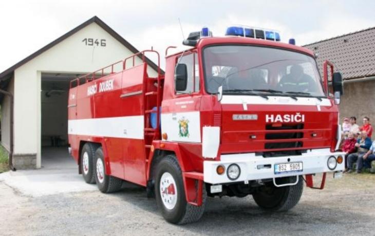 790 tisíc pro dobrovolné hasiče