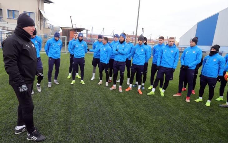 V Chorvatsku první zápasové testy