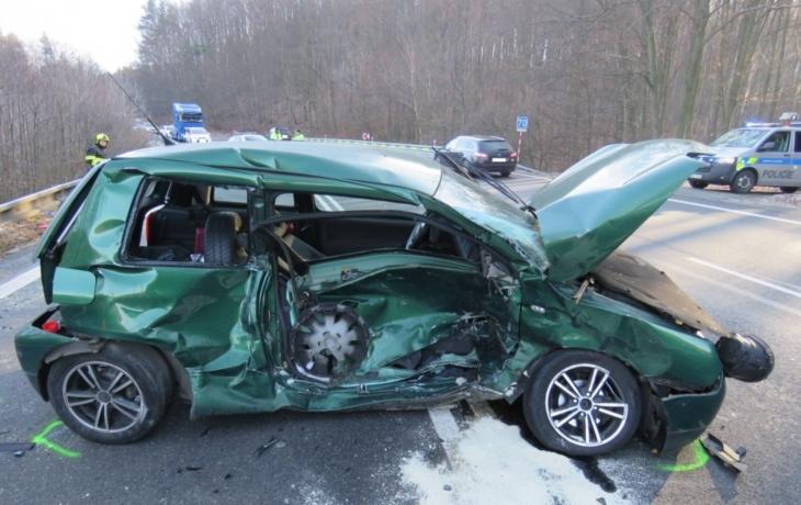 Řidiči, pozor! Smrt číhá v Buchlovských horách