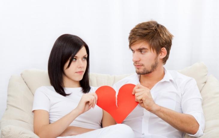 Co se stane, že láska mezi dvěma partnery najednou uvadne?