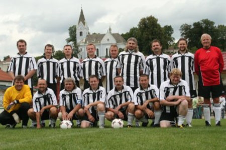 Padesát let fotbalu ve Stříbrnicích