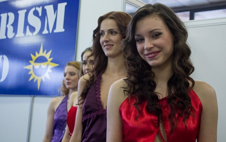 Miss Haná je studentka z Brodu